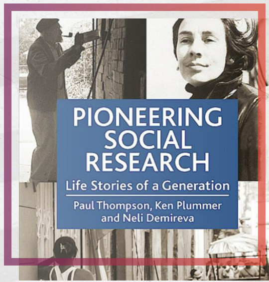 Pioneers of Social Research – new book published